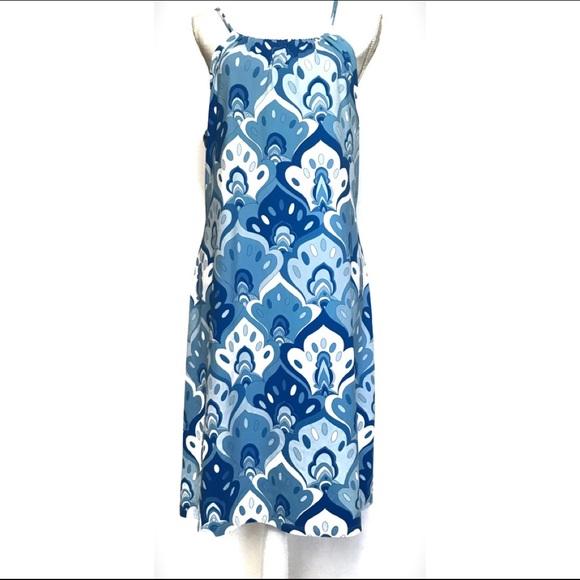 J Mclaughlin Maria Halter Dress